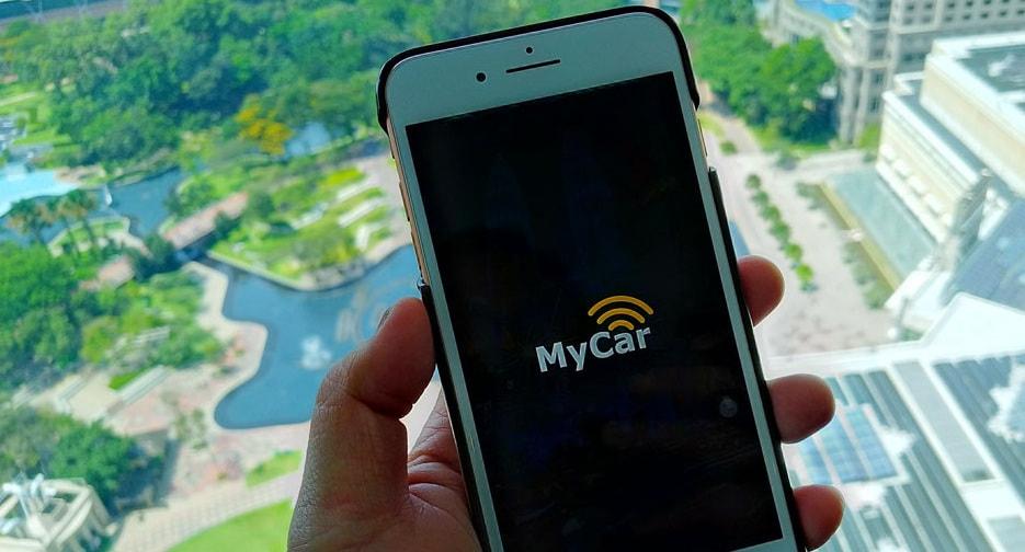 Hilang Uber, MyCar berganti. Anda wajib guna.