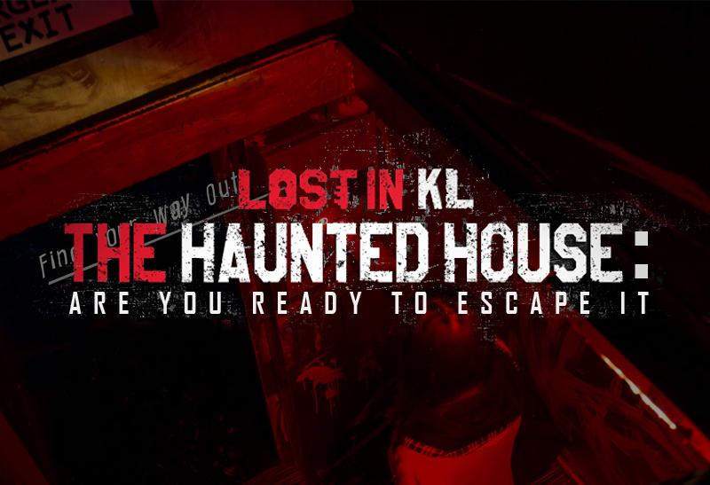 Untuk penggemar thriller, Lost in KL