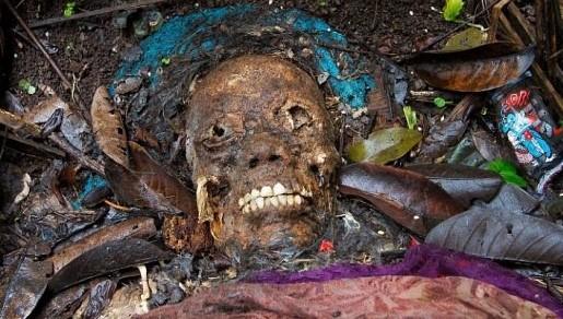 10 Ritual Kematian Yang Bikin Korang Kecut Perut!!