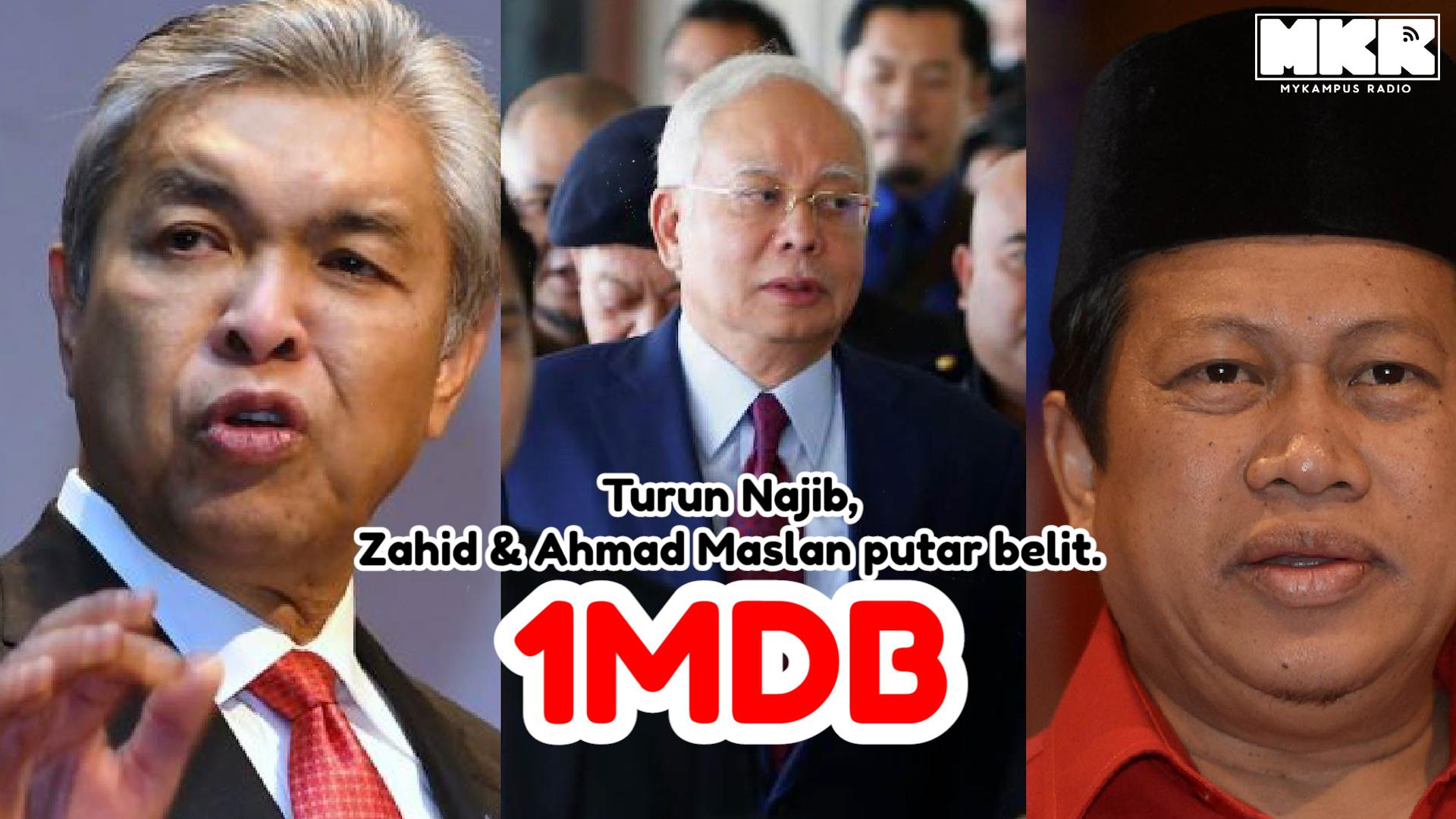 1MDB – Najib Razak