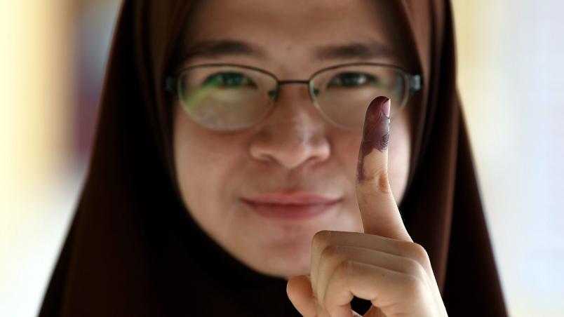 Orang Muda Mengundi