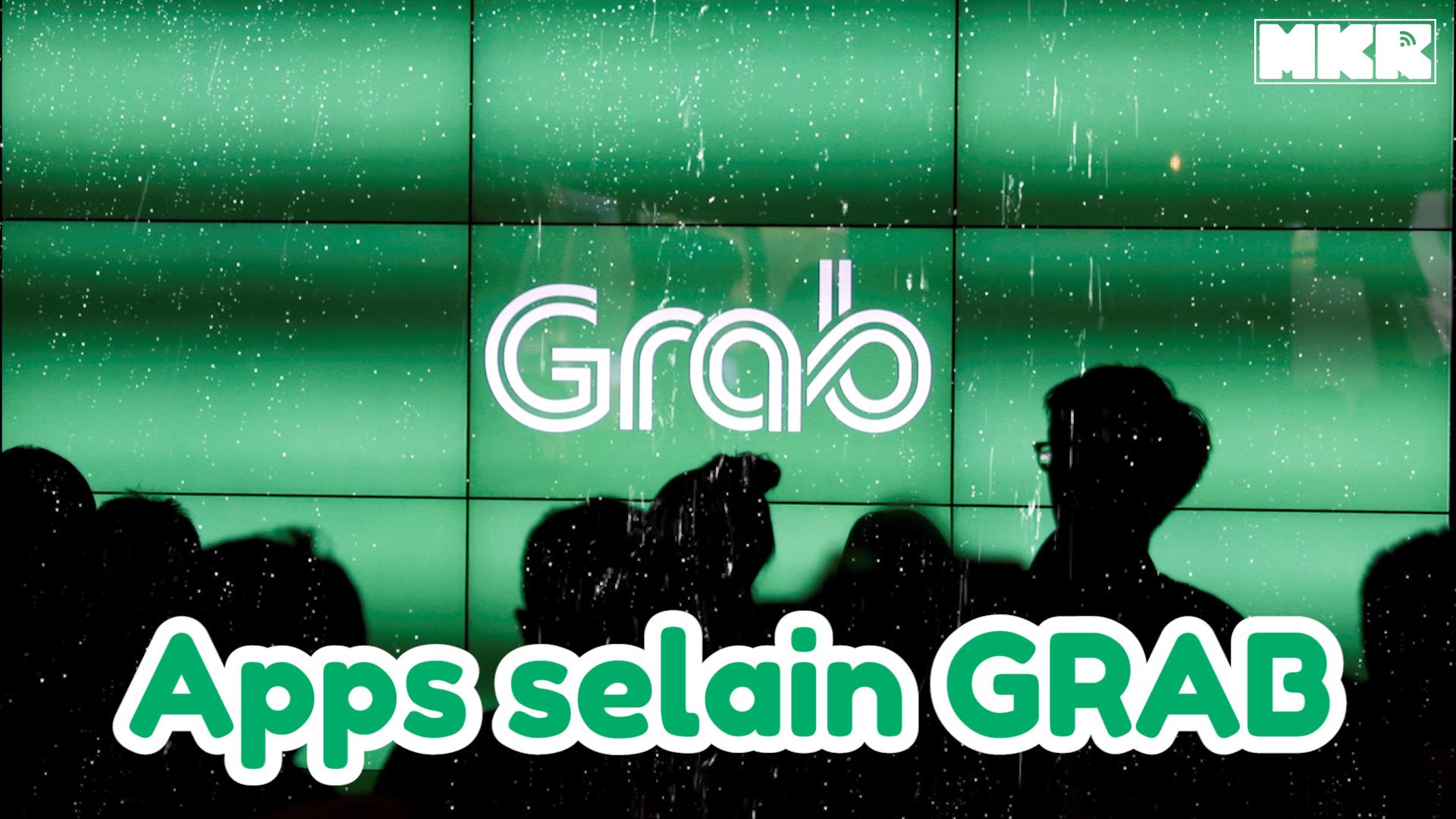 Apps selain GRAB