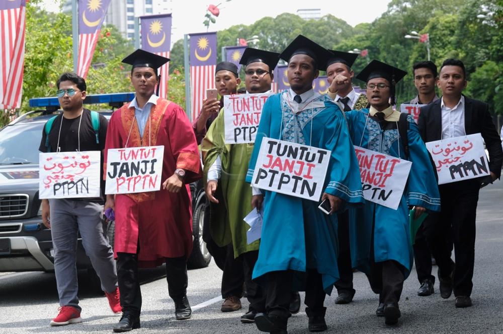 Drama PTPTN , Kalah Drama Melayu Pukul 7
