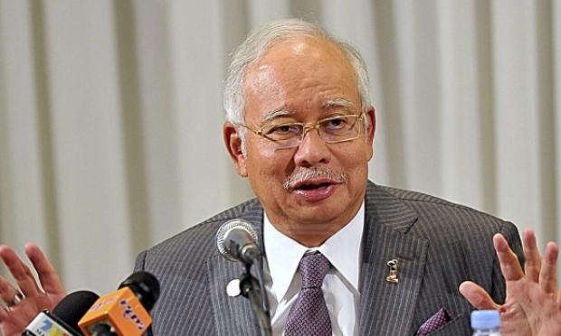 Najib 'The Comedian'