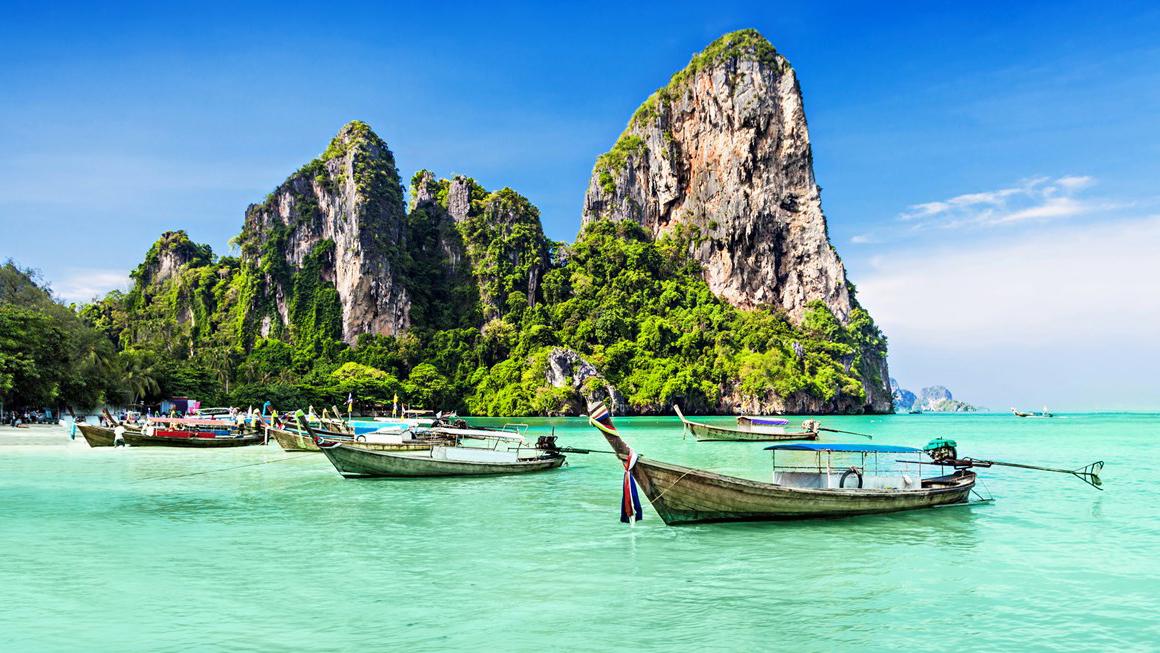Destinasi Pilihan Backpacker – Krabi