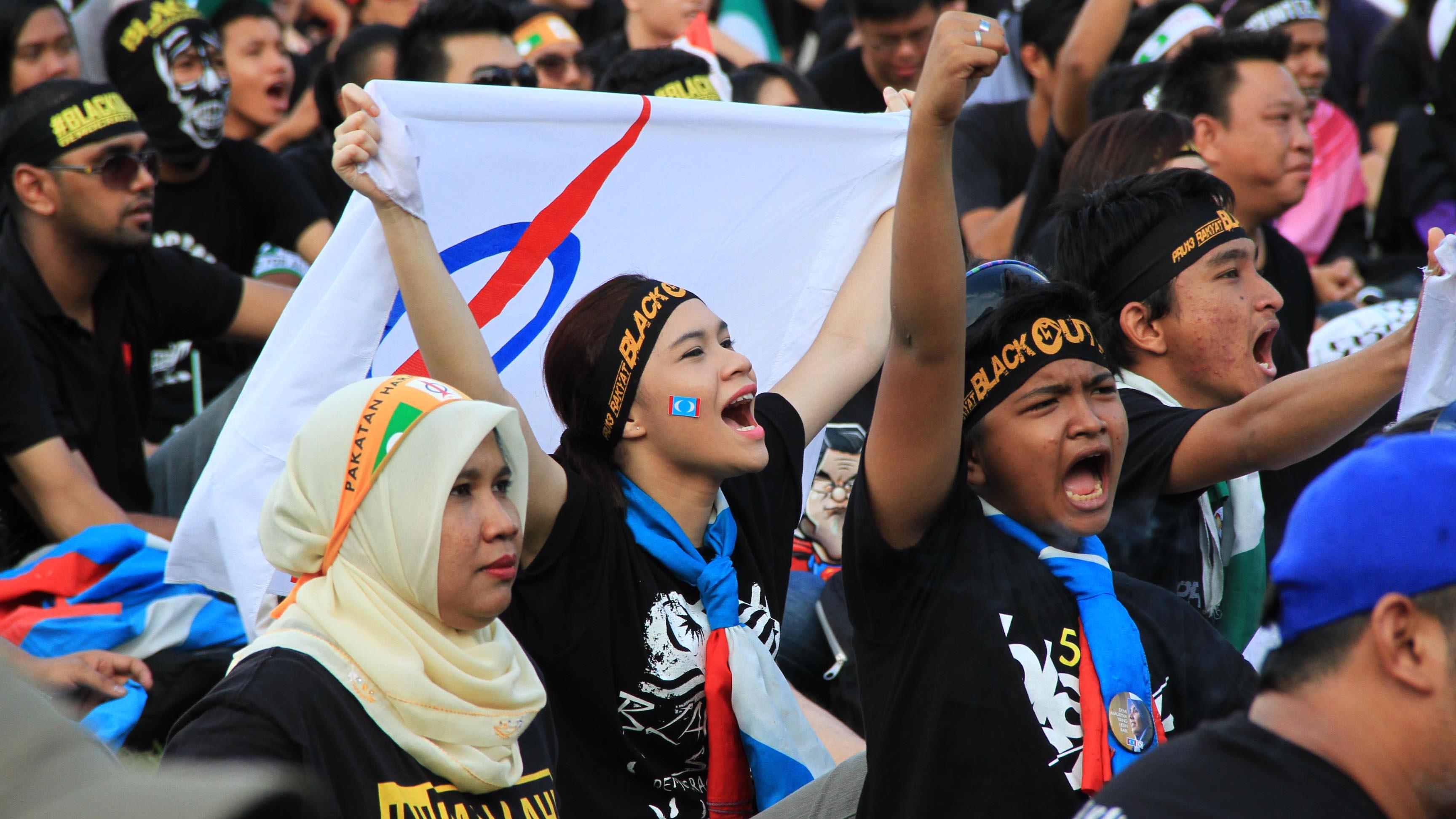 DAP Pancing Undi Melayu