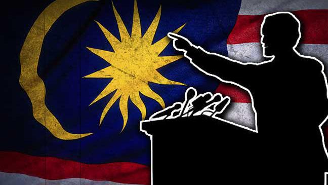 Keadaan Satira Politik Malaysia