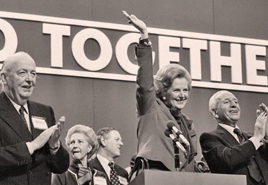 Margaret Thatcher- The Iron lady