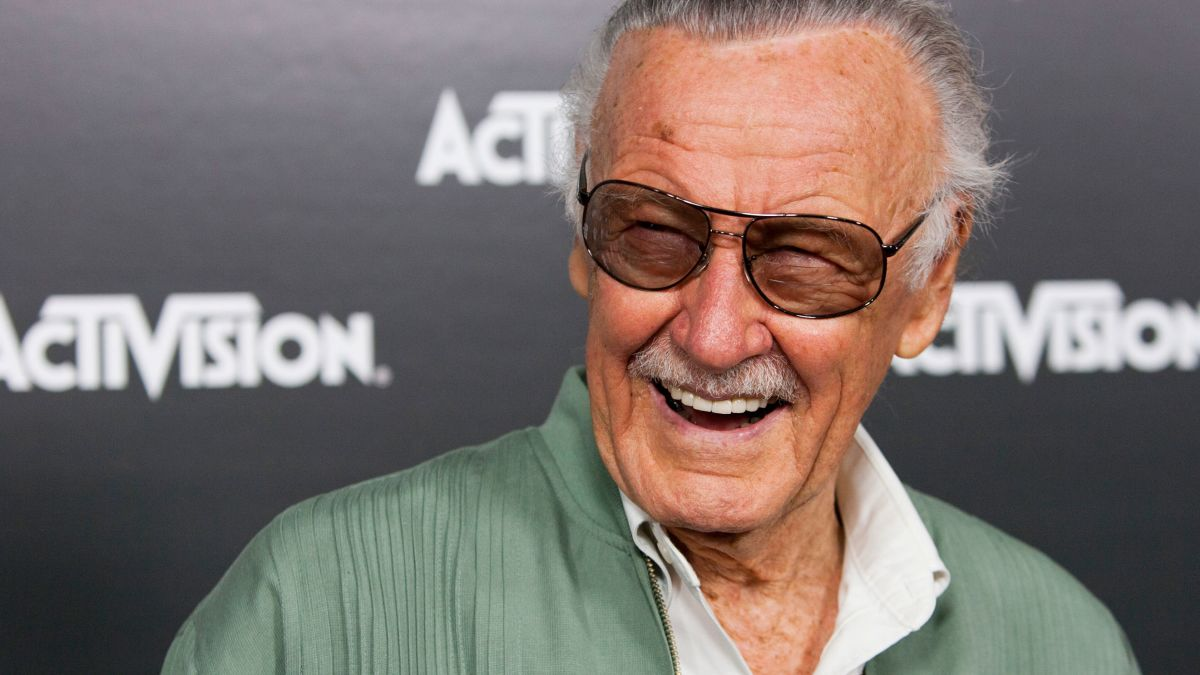 Stan Lee, the great Marvel producer