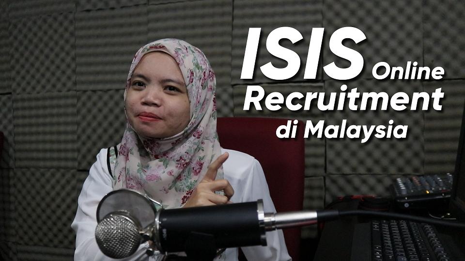 Online Recruitment ISIS di Malaysia