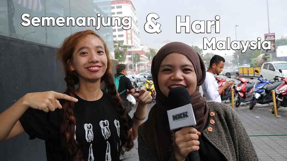 Orang Semenanjung Tak Tahu Hari Malaysia?