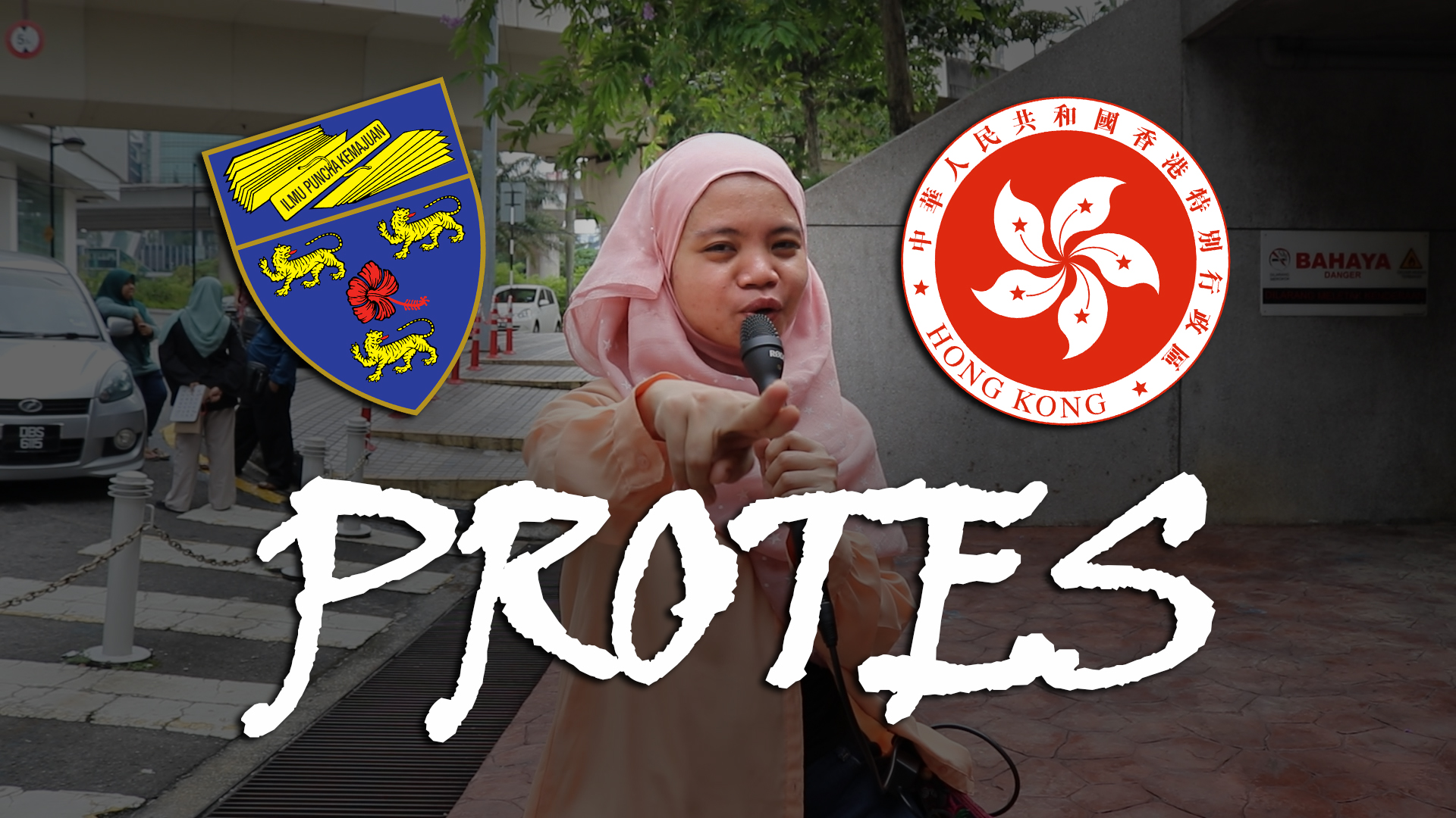 Protes & Student