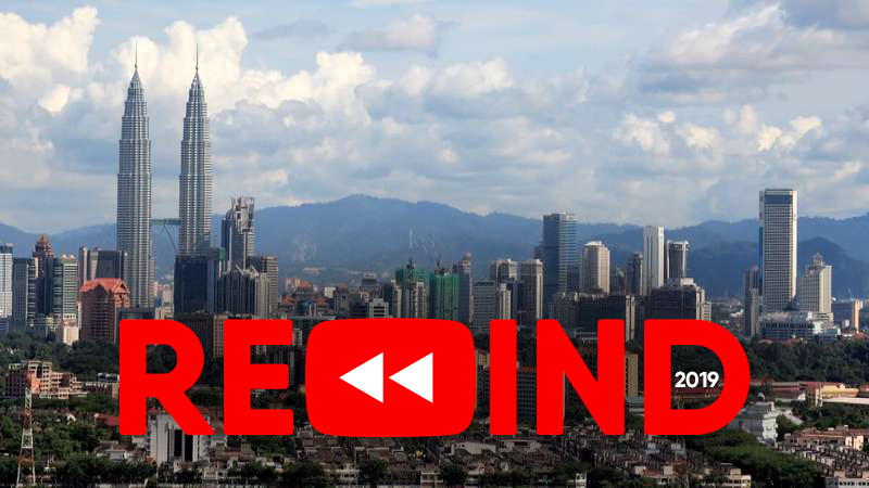Malaysia Rewind 2019 – Apa yang terjadi tahun ini?