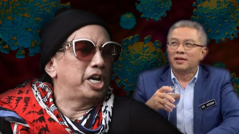 Lockdown: KEGILAAN Minggu 1st COVID-19 di Malaysia