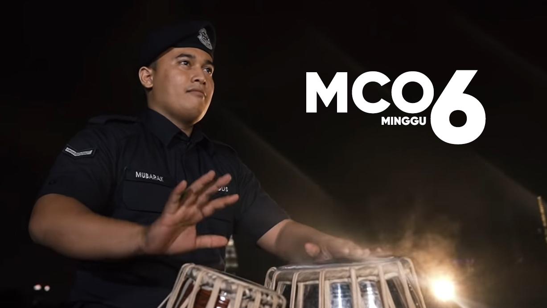 Lockdown: KEGILAAN Malaysia Minggu 6th MCO COVID-19 (22-28 April 2020)