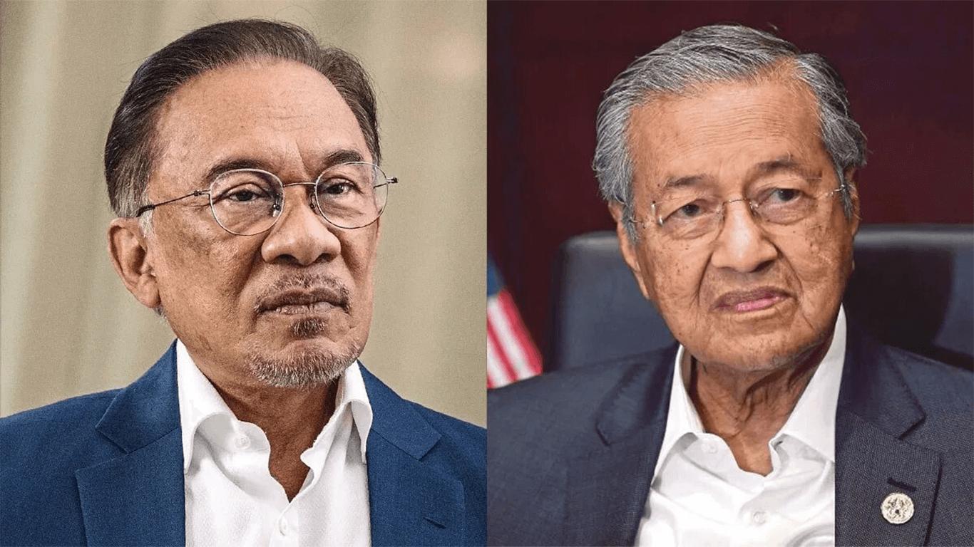 Geng tapi Musuh: Kisah Pahit Manis Mahathir & Anwar